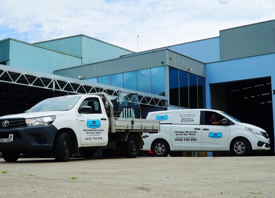JD Windscreen Mobile Windscreen Repairer Vehicles