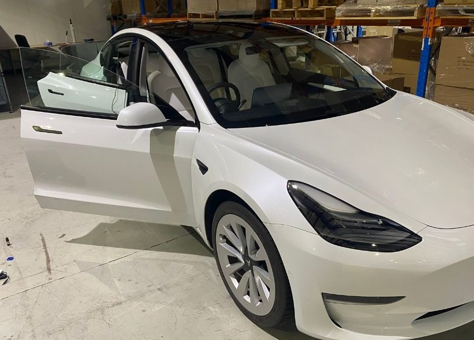 Teslas can do a lot of things but it can't…
